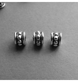 Metall Rolle - 6 mm