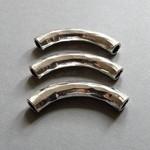 Perlen für runde Bänder