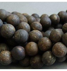 Bronzit Perle 6,3 mm - matt