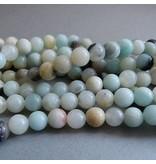 Amazonit Perle 6,3 mm