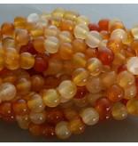 Karneol Perle 6,3 mm