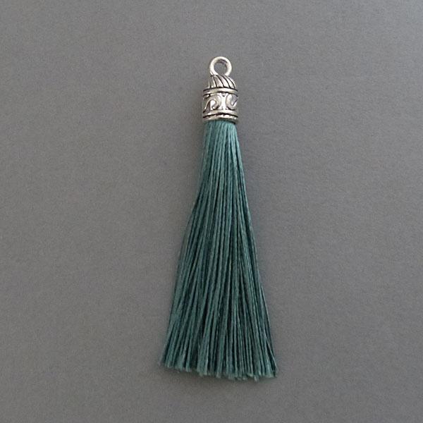 Quaste - smaragd