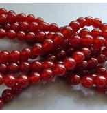 Karneol Perle  6,4 mm