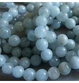 Aquamarin Perle 10 mm
