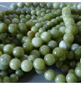 Peridot / Olivin Perle 8,3 mm
