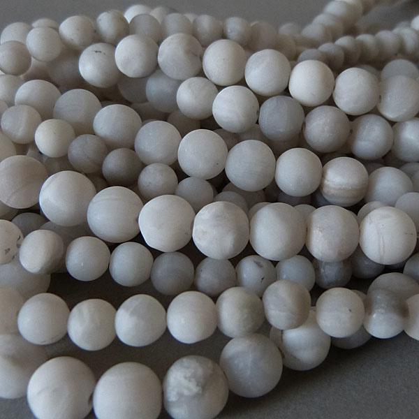 Achat Perle 6,3  mm  - matt
