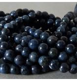 Dumortierit Perle 8,5 mm