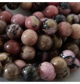 Rhodonit Perle 8,4 mm