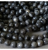 Larvikit Perle 8,5 mm - dunkelgrau