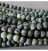 Rhyolith - Regenwald Jaspis 6,3 mm