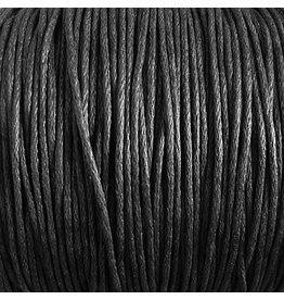 Griffin GmbH 5 Meter Baumwollband - 0,8 dunkelgrau