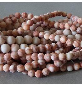 Jaspis Perle 6,3 mm  - matt