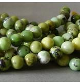 Chrysopras Perle 6,2 mm