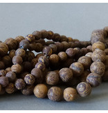Elefantenhaut Jaspis Perle 8,5 mm - matt