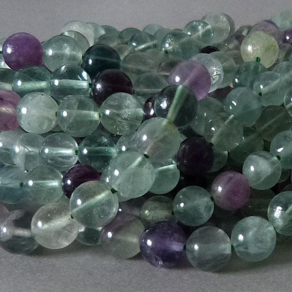 Fluorit Perle 10,3 mm
