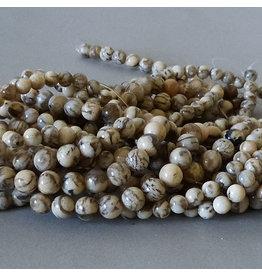 Feldspat Perle 6,3 mm