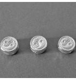 Sterling Silber Perle - 7,5 mm