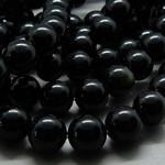 Obsidian Perlen
