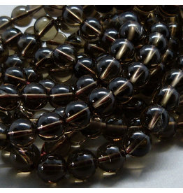 Rauchquarz Perle 6,5 mm