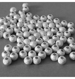Metall Perle - 6 mm