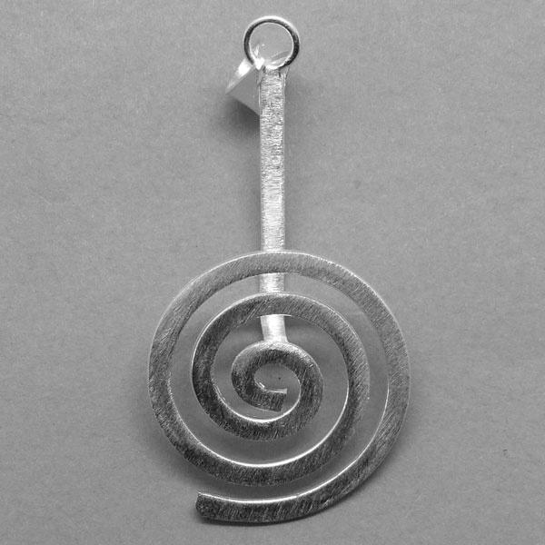 Spirale für Edelstein Donats - Donat Halter