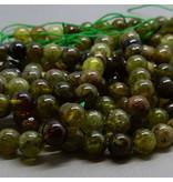 Granat Perle 6,2 mm - grün