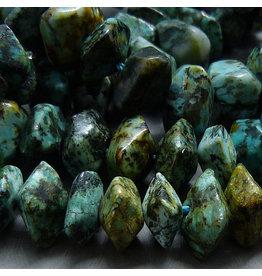 Chrysokoll-Diorit Perle 10 mm