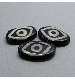 Tibet Perle  - 30  mm