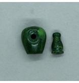 Guru Perle / 3 Loch Perle - 13 mm
