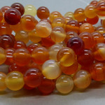 Karneol Perlen