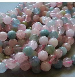 Morganit Perle 6,5 mm