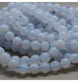 Chalcedon Perle - 6 mm