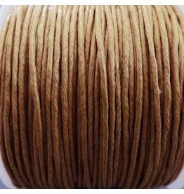 Griffin GmbH 5 Meter Baumwollband - 0,8 beige