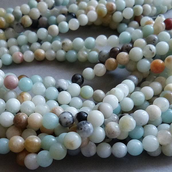 Amazonit Perle 10 mm
