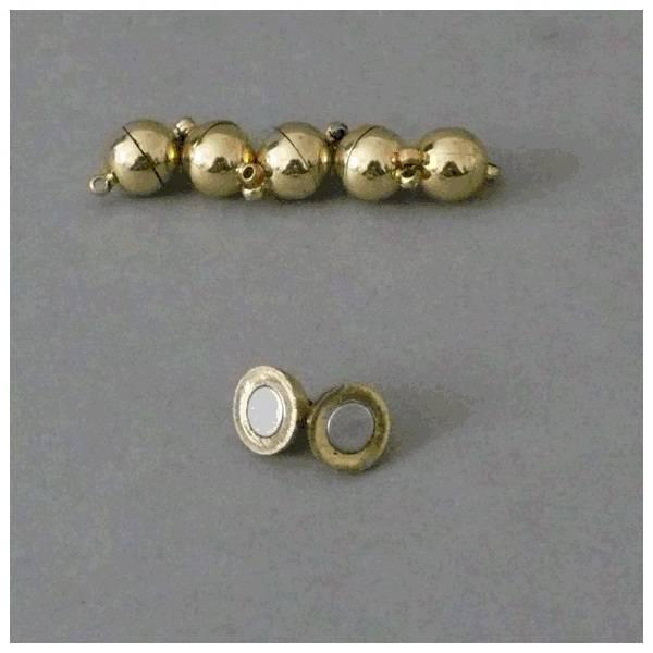 Magnet Verschluss - 10 mm