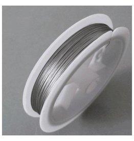 Fädeldraht Rolle - 0,45 mm