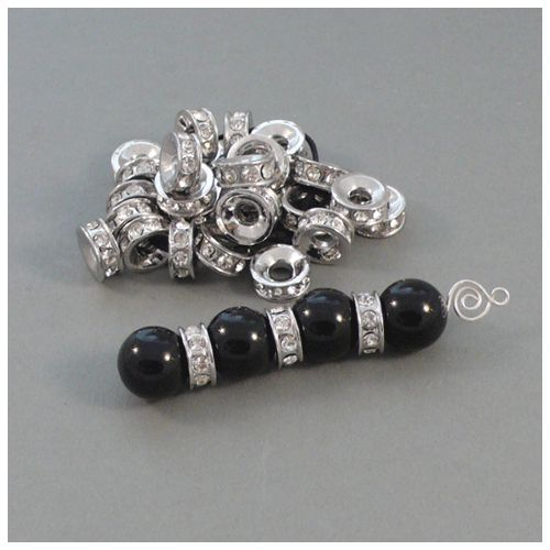 Metall Rondell - 12 mm