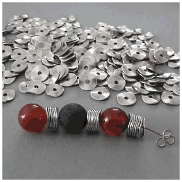Metall Scheibe - 10 mm