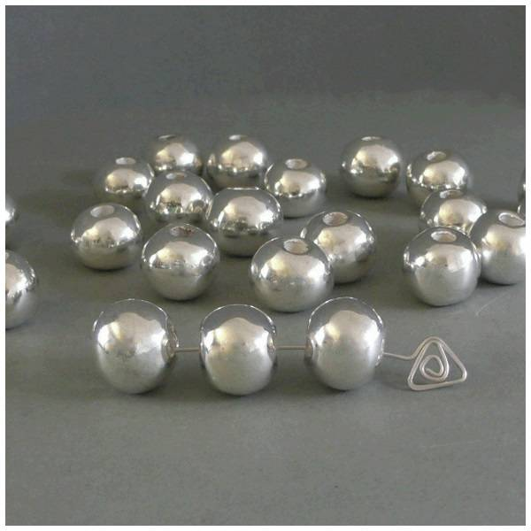 Keramik Perle 17 mm