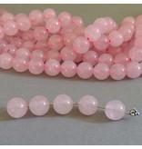 Rosenquarz Perle 8,3 mm