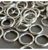 Binde Ring 8 mm - geschlossen