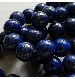 Lapislazuli Perle 12,4  mm