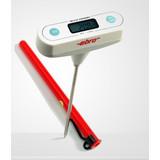 Ebro thermometer TDC150 -40º/+250ºC.   16cm inclusief ijkcertificaat
