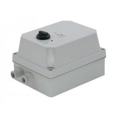 5 standenregelaar type TM2-9 230V 9Amp