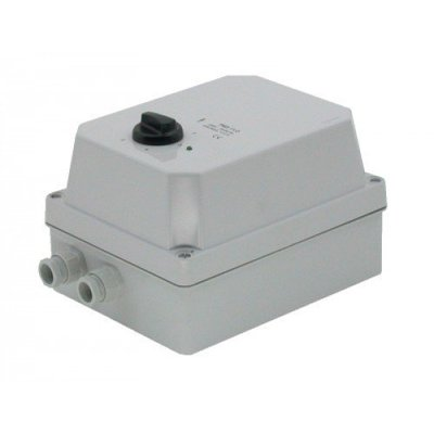 5 standenregelaar type TM2-11 230V 11Amp