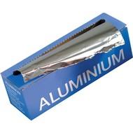 Aluminiumfolie 300mm x 250meter  12my in cutterbox m/kartelrand