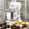 Kitchen Aid Mixer prof bowl-lift  6.9ltr wit 5KSM7591XEWH