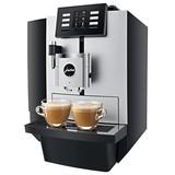 Jura Impressa X8 Platina Professional 2 koffie specialiteiten m/1 druk op de knop