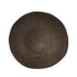 Q Authentic Stoneblack bord Ø16cm doos à 8