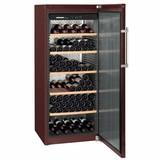 Liebherr wijnbewaarkast WKt-4551metaal terra m/dichte deur t.b.v. 201 flessen 230V klasse A+ // Speciale prijs € 1114,88
